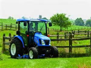 tracteur New Holland BOOMER 3045