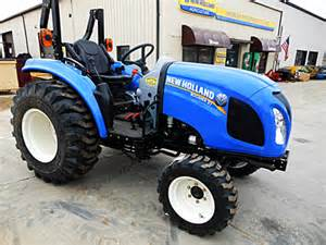 tracteur New Holland BOOMER 54D