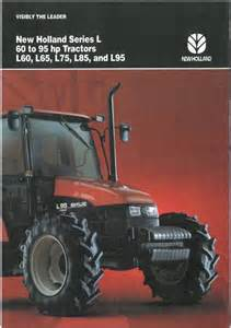 tracteur New Holland L60