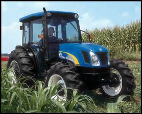 tracteur New Holland T1010
