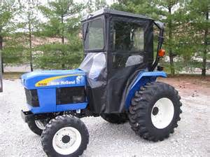 tracteur New Holland T1520