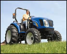 tracteur New Holland T2310