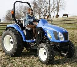 tracteur New Holland T2330