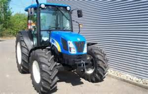 tracteur New Holland T4020