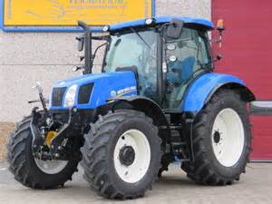 tracteur New Holland T6.140