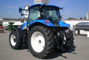 tracteur New Holland T6010
