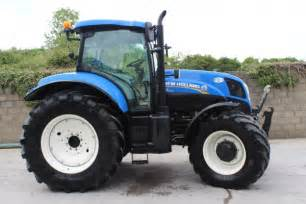 tracteur New Holland T7.200