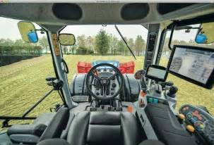 tracteur New Holland T7530