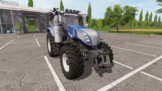 tracteur New Holland T8.380
