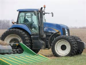 tracteur New Holland T8030