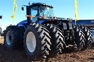 tracteur New Holland T9.505