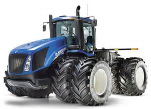 tracteur New Holland T9.600