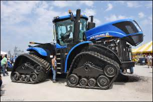 tracteur New Holland T9.615