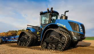 tracteur New Holland T9.645 SMARTTRAX II