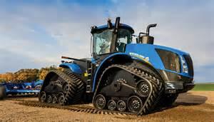 tracteur New Holland T9.700 SMARTTRAX II
