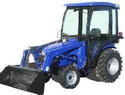 tracteur New Holland TC34DA