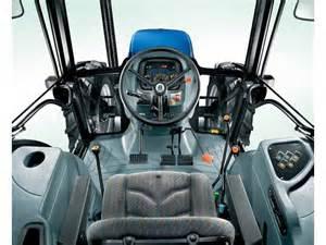 tracteur New Holland TD80D