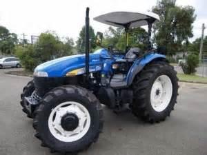 tracteur New Holland TD95D