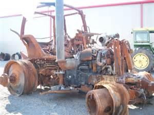 tracteur New Holland TG305