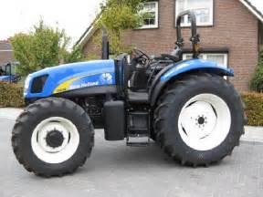 tracteur New Holland TL5040