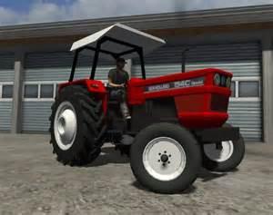 tracteur New Holland TL75E