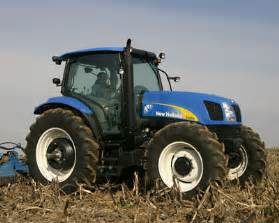 tracteur New Holland TN55