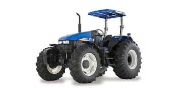 tracteur New Holland TS6.125