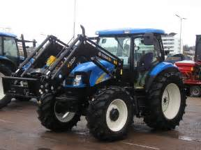 tracteur New Holland TS6020