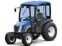 tracteur New Holland TT50A
