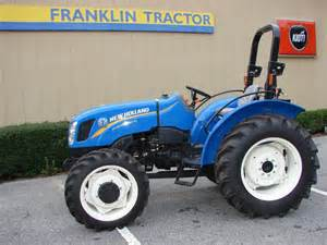 tracteur New Holland WORKMASTER 50