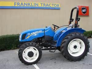 tracteur New Holland WORKMASTER 50