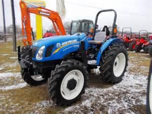 tracteur New Holland WORKMASTER 60