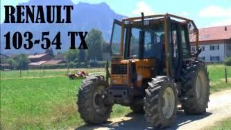tracteur Renault 103-14 TX