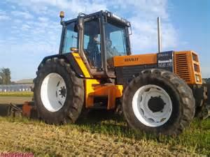 tracteur Renault 145-14 TX