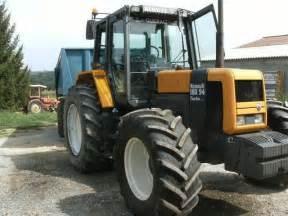 tracteur Renault 180-94 TZ