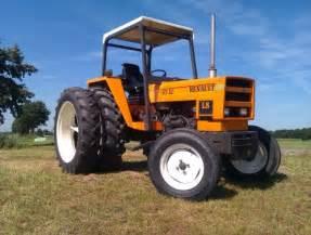 tracteur Renault 65-12 LS