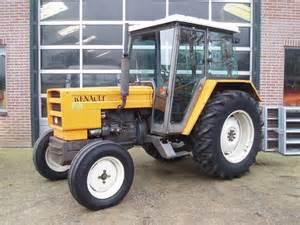 tracteur Renault 651S