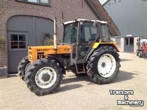 tracteur Renault 75-14 LS