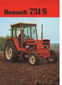 tracteur Renault 751S