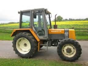 tracteur Renault 80-14 TX