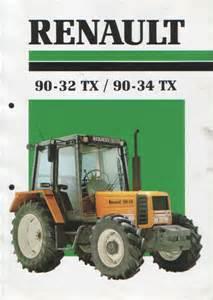 tracteur Renault 90-32 TX