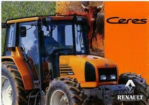 tracteur Renault CERES 320