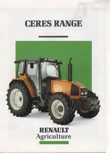 tracteur Renault CERES 65