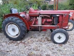 tracteur Renault SUPER 5D