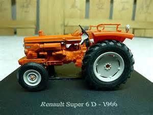 tracteur Renault SUPER 6