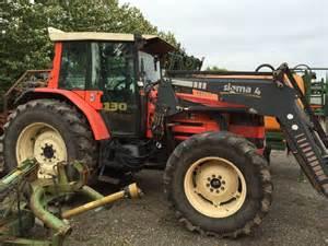 tracteur Same ANTARES II 130