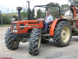 tracteur Same EXPLORER 80