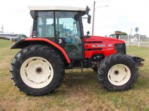 tracteur Same SILVER 80