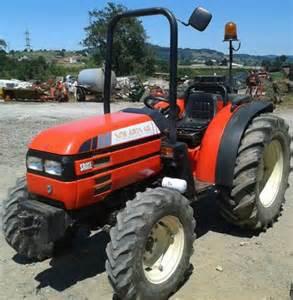 tracteur Same SOLARIS 45