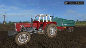 tracteur Steyr 1200